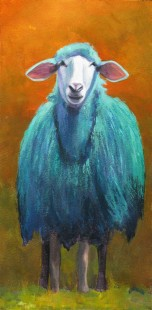 Ewe Dressed for the Party