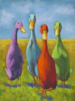 Party Quacker Quartet